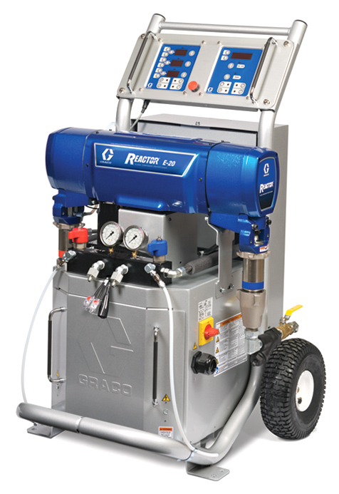 Graco Reactor E-30 Electric Plural-Component Sprayer