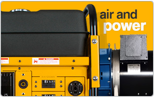 Air and Power Compressors Generators Parts